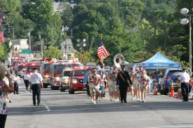 Carmel Parade 8/22/2015 Best Appearing Non Reg Under 31 In Line
