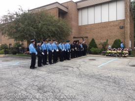 2018 Past Members Memorial Service