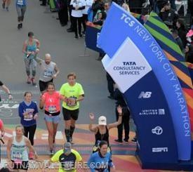 Anthony Proetta Jr 2018 NYC Marathon