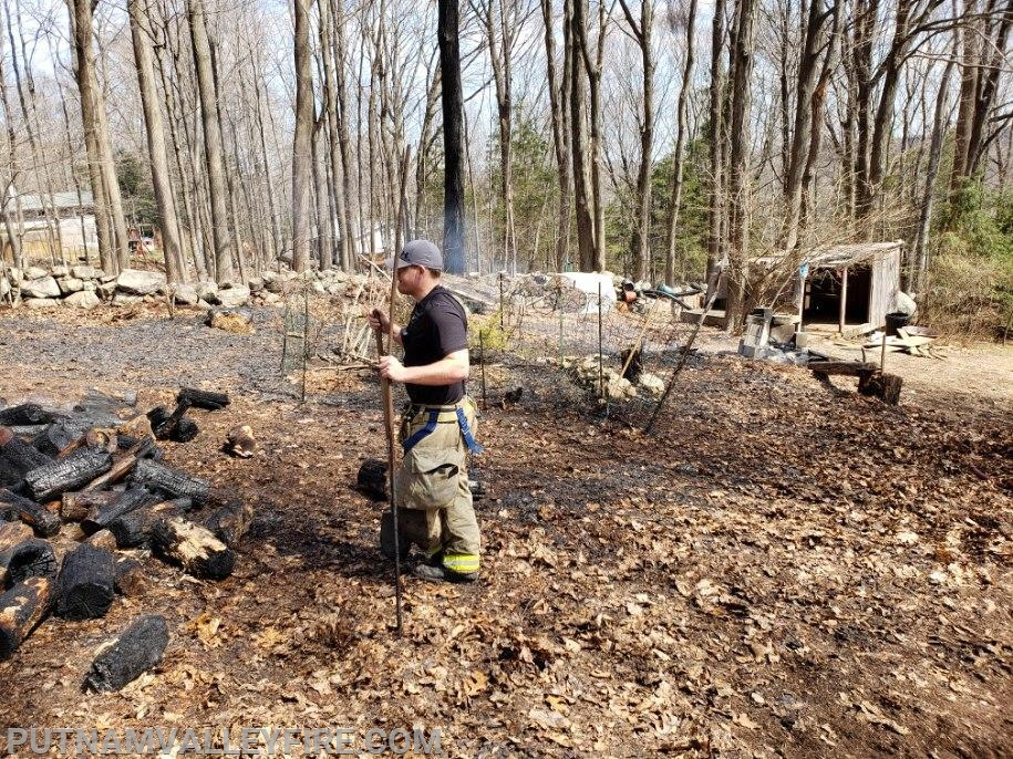 April 2019 Brush Fire