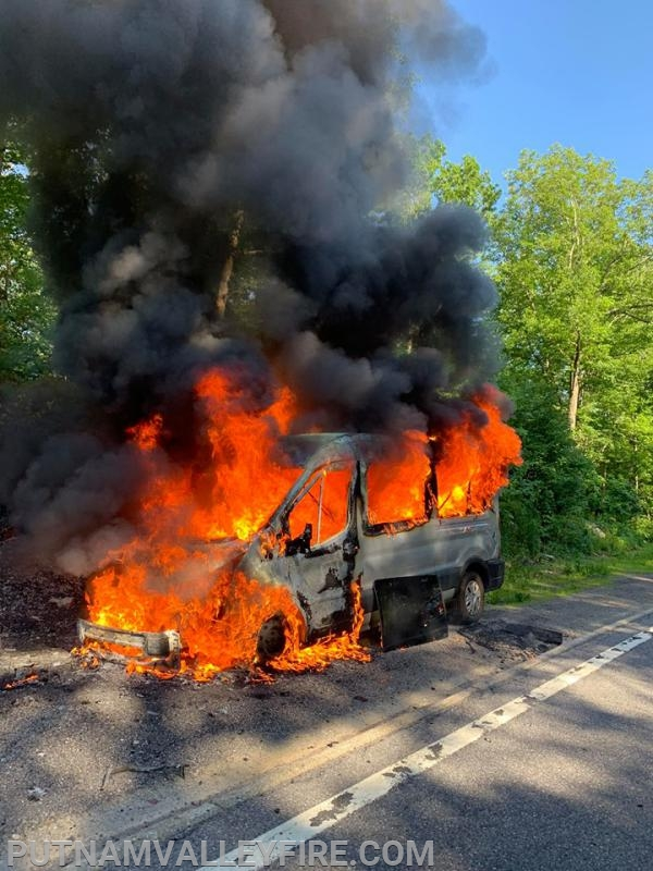 6/28/19 TSP Vehicle Fire