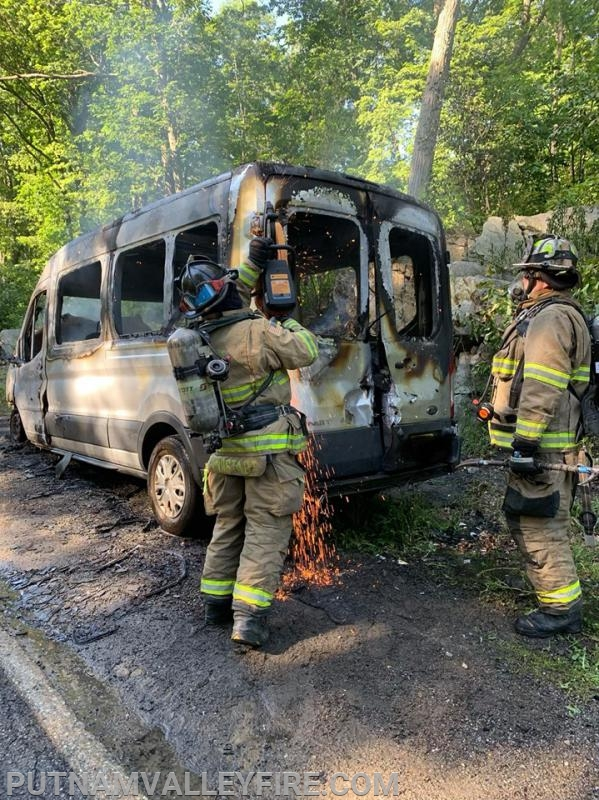 6/28/19 TSP Vehicle Fire