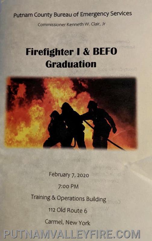 FF1 Graduation 2/7/2020