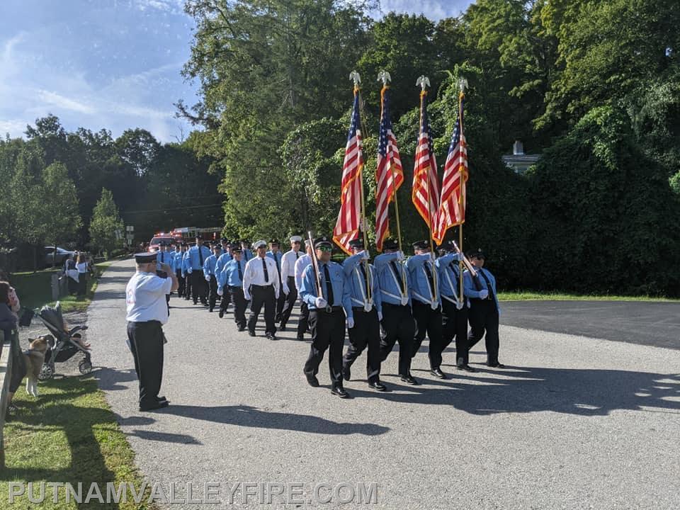 9/24/2021 75th Anniversary Parade